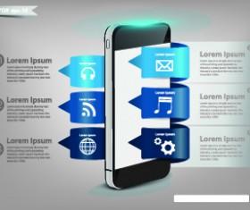 Business Infographic creative design 45