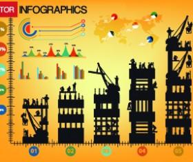 Business Infographic creative design 48