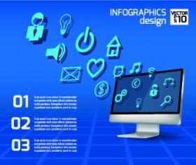 Business Infographic creative design 49