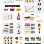 Link toBusiness infographic creative design 50