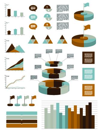 Business Infographic creative design 51