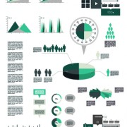 Link toBusiness infographic creative design 52