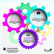 Link toBusiness infographic creative design 76