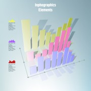 Link toBusiness infographic creative design 96