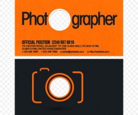 Delicate Business cards design elements 01