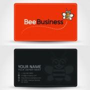 Delicate business cards design elements 02