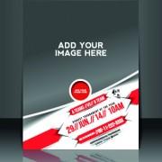 Link toBusiness flyer and brochure cover design vector 39