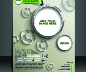 Business flyer and brochure cover design vector 46