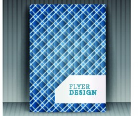 Business flyer and brochure cover design vector 51