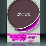 Link toBusiness flyer and brochure cover design vector 52
