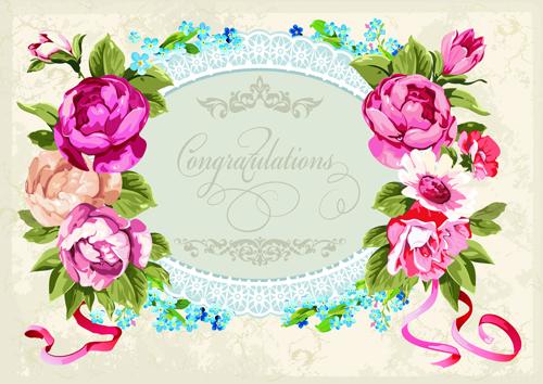 congratulation card template