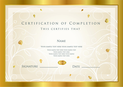 Best certificates design vector set 03 vector cover free download best certificates design vector set 03 yadclub Image collections