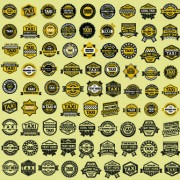 Link toDifferent taxi labels vector