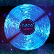 Link toDisco rainbow vector background 03