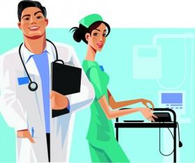 Vector Doctor design elements set 03