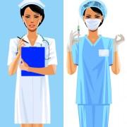 Link toVector doctor design elements set 05