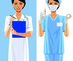 Vector Doctor design elements set 05