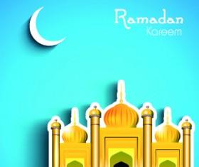 Eid Mubarak style background 01
