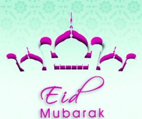 Eid Mubarak style background 03