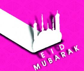 Eid Mubarak style background 07