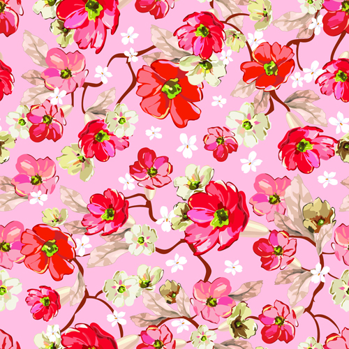 Beautiful floral patterns vector ser 05 free download beautiful floral patterns vector ser 05 mightylinksfo