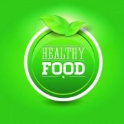 Link toCreative healthy food labels vector 05