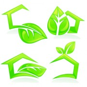 Link toCreative green leaf logos vector 01