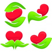 Link toCreative green leaf logos vector 02