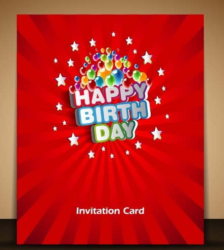 Happy birthday card vector set 03 free download happy birthday card vector set 03 stopboris Choice Image