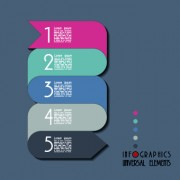 Link toBusiness infographic creative design 13
