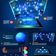 Link toBusiness infographic creative design 04
