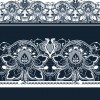 White Lace elements vector 02