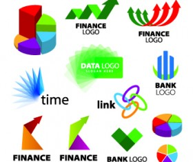 Modern Logo design vector 04