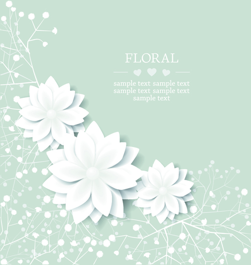 Paper flowers background vector 05 vector background free download paper flowers background vector 05 mightylinksfo Choice Image