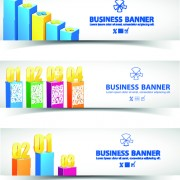 Link toRetro garbage business banner vector 03
