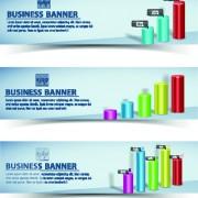 Link toRetro garbage business banner vector 05