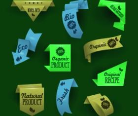 Different Sale discount labels vector 02