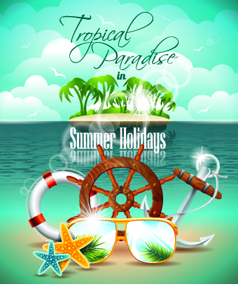 Summer holiday flyer template vector 02 free download summer holiday flyer template vector 02 saigontimesfo