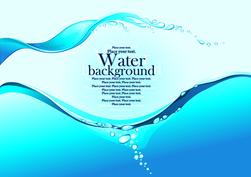Creative water art backgrounds 01 over millions vectors stock creative water art backgrounds 01 toneelgroepblik Image collections