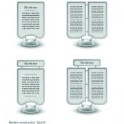 Link toModern banner web design elements vector 01