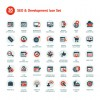 Different Web icons set 04