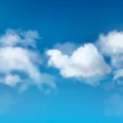 Link toVector blue sky design elements 02