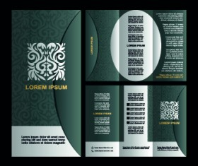 Business brochure Creative vector 03