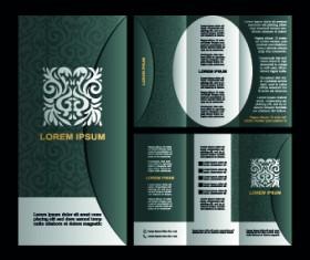 Business brochure Creative vector 03