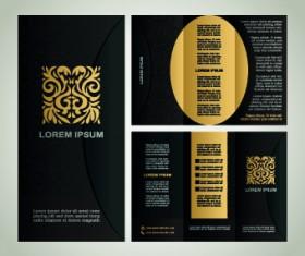 Business brochure Creative vector 04