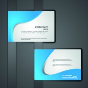 Link toClassic business cards design vector 04