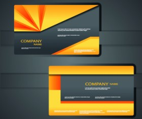 Cards and brochure design elements vector 04
