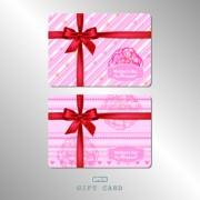 Link toPink gift card vector 04