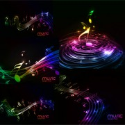 Link toSoft music background vector