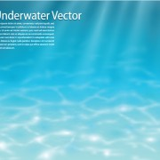Link toUnderwater background vector set